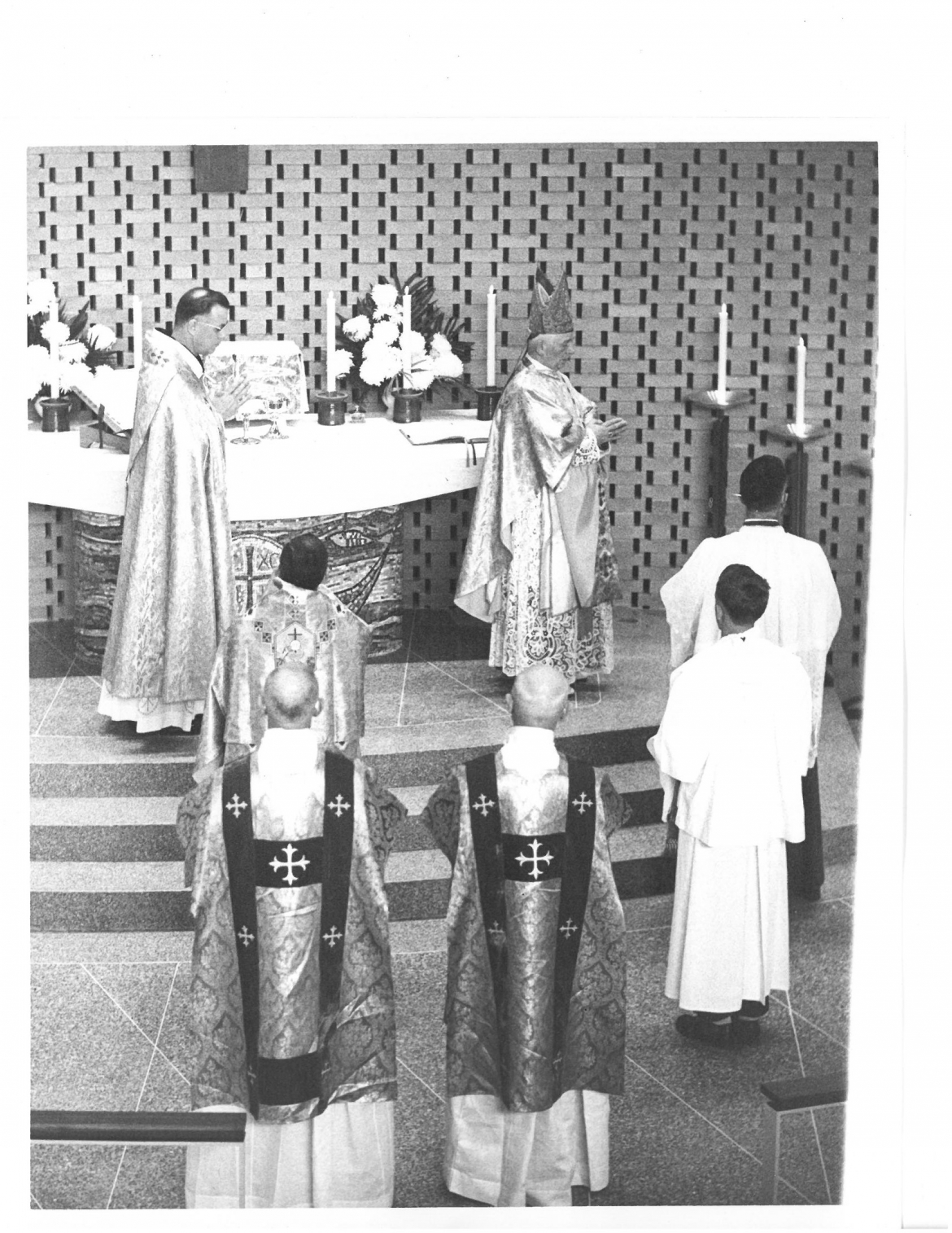 Dedication April 30, 1961