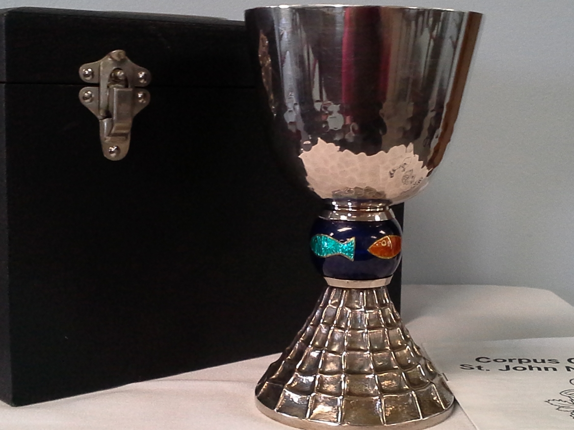 Vocation Chalice