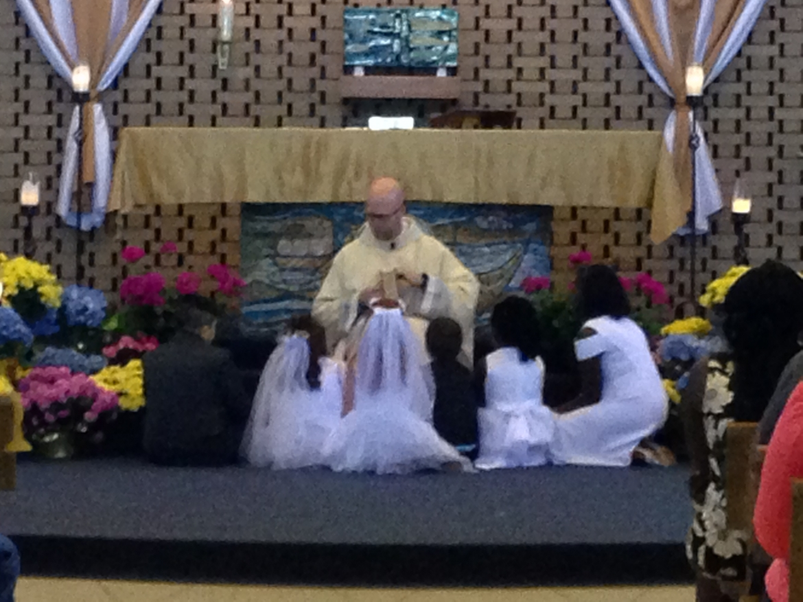 First Eucharist